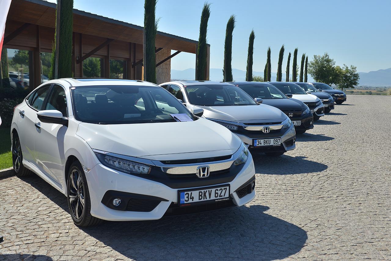 2018 Honda Civic Dizel Otomatik Satışa Sunuldu Fiyatları Açıklandı